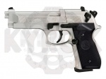 Пистолет Beretta M 92 FS nikel synthetic