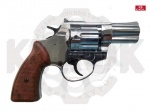 Револьвер Ekol 2.5 Chrome с новой рукоятью