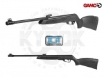 GAMO Black Bear IGT Пневматическая винтовка - Винтовка GAMO Black Bear IGT - Новинка на рынке Украины. Особенностью модели является наличие на конце ствола дульного тормоза – для снижения импульса отдачи при выстреле и для увеличения кучности. Винтовка оснащена газовой пружиной «IGT System» (Inert Ga