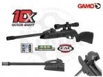 GAMO Quicker 10 прицел 4x32 пневматическая винтовка