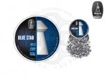Пули BSA Blue Star 0,52 грамм - Пули BSA Blue Star кал. 4,5 - пули для пневматики  средней тяжести с улучшенными аэродинамическими характеристиками. Прекрасно подойдут для спортивной и развлекательной стрельбы на дальние дистанции. Вес 0,52 грамм.