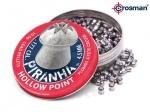 Пули Crosman Piranha Hollow Point 0,68 г.