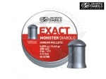 Пули JSB Monster Exact Diabolo 0,87 гр - 200 шт.