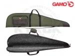 Чехол Gamo 125 см зеленый для винтовки с оптикой - Чехол Gamo 125 см зеленый - предназначен для транспортировки и хранения пневматического оружия. Рассчитан для винтовок с оптическим прицелом. Изготовлен из высококачественного полиэстера. В комплекте идет ремень. Длина 125 см.