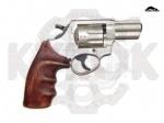 Револьвер Kora Brno 4mm RL 2.5 хром,дер.