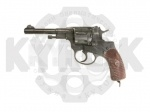 Револьвер под патрон флобера Наган «ГРОМ»