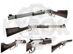 Пневматическая винтовка Umarex Lever Action Steel Finish