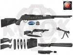 Пневматическая винтовка Hatsan Dominator 200S Carbine