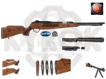 Пневматическая винтовка Hatsan Dominator 200W Carbine