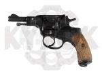 Револьвер под патрон флобера Командирский НАГАН (укороченный)