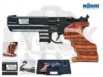 Пистолет СО2 Rohm Trainer Holz  Griff (Twinmaster Trainer)