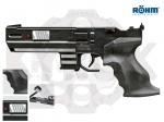 Пистолет СО2 Rohm Trainer  Combat Plastik Griff (Twinmaster Trai