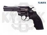 Револьвер флобера Alfa 440 (черный пластик)