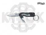 Нож складной Walther MiniPocketKnife MPK, чёрный
