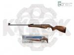 Пневматическая винтовка Diana 340 N-TEC Luxus - Пневматическая винтовка Diana 340 N-TEC Luxus - Новинка с газовой пружиной немецкого производства, регулируемый двухступенчатый спусковой механизм Т06, оптоволоконный прицел Truglo. Начальная скорость 330 м/с.