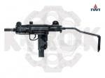 Пистолет-пулемет IWI Mini UZI - IWI Mini UZI - Компания Umarex выпустила на рынок пневматическую модель mini UZI. Корпус модели Umarex mini UZI изготовлен из качественного пластика, а откидной приклад сделан из металла. Скорость пули, м/с:130