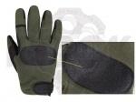 Тактические флисовые перчатки - Удобные тактические флисовые перчатки, хорошо согревают руки при малоподвижности, сохраняют руки в тепле и обеспечивают пальцам 100% подвижность. Антискользящая, быстросохнущая ткань.
