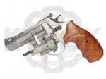 Револьвер Streamer 3 Satin wood - Револьвер Флобера Streamer 3 Satin wood - новинка осени 2014 года от Турецкого производителя, с новым барабаном и увеличенным четырех дюймовым стволом. Рукоять под дерево. Скорость полета пули 180±20 м/с.