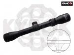 Прицел оптический Gamo 3-12х32 - Прицел оптический Gamo 3-12х32 с дальномерной шкалой. Тип сетки: Арбалетная. Кратность: от 3 до 12