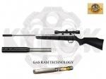 Пневматическая винтовка Beeman Silver Kodiak X2 Gas Ram 4x32