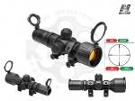 Оптический прицел NcStar Rubber 3-9x42 P4 Sniper
