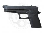 Пистолет тренировочный, резиновый - Пистолет тренировочный - это резиновый пистолет, позволяет выполнять самые реалистические сценарии боя, изучать маневры нападения и обороны, приемы разооружения противника и прочие манипуляции с оружием.