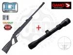 Акция! Винтовка Gamo CFR IGT + прицел Gamo 3-12х32 - Акционный комплект к воздушке Gamo CFR IGT - лучшая пневматическая винтовка с подствольным взводом от Испанского производителя. К винтовке добавлен оптический прицел Gamo 3-12х32 с дальномерной шкалой. Тип сетки: Арбалетная. Кратность: от 3 до 12