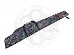 Чехол для винтовки, темный дубок - Чехол ружейный для винтовки с оптикой. Прорезиненная водоотталкивающая ткань. Карман для аксессуаров. Размеры: 115 - 135 см. Цвет - камуфляж, темный дубок.