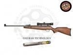 Пневматическая винтовка Beeman Teton  Gas Ram 4x32 Scope