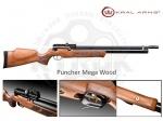 Винтовка РСР Kral PUNCHER Mega Wood