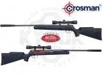 Винтовка Crosman Fury NP 4x32 Scope RM - Пневматическая винтовка Crosman Fury NP RM 4x32 Scope- воздушка с газовой пружиной (Nitro Piston) от Американской компании Crosman. Начальная скорость - до 365 м/с. Ложе изготовлено из пластика. В комплекте прицел CenterPoint 4x32.
