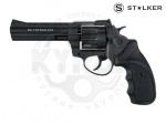 Револьвер флобера STALKER 4,5 syntetic