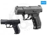 Пистолет Walther CP99 - Пистолет пневматический WALTHER Mod.CP99 - копия полицейского пистолета Walther P99. Пистолет компании Umarex, CP99 оснащен подствольной планкой для крепления дополнительных аксессуаров. Высокая точность обусловлена нарезным стволом и использования свинцо