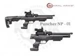 Пистолет РСР Kral Puncher NP-01