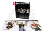 Портативный тир Marksman Pellet Trap - Тир пневматический Marksman Pellet Trap - портативный тир со сменными мишенями для пневматического оружия.