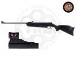 Пневматическая винтовка Beeman 2071 - Винтовка Beeman 2071 - воздушка начального уровня, идеально подойдет для обучения навыков стрельбы. Прицельные приспособления с вставками из оптического стекловолокна. Ложа из ударопрочного пластика, специальные насечки для надежного удержания.