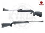 Пневматическая винтовка Ruger Air Scout - Винтовка Ruger Air Scout - воздушка начального касса от компании Umarex. Начальная скорость полета пули 250 м/с. Элегантное ложе. Приклад винтовки выполнены из высококачественного оружейного пластика черного цвета. Дульная энергия 16 дж.