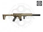 Пневматическая винтовка Sig Sauer Air MCX FDE Sand - Пневматическая винтовка Sig Sauer Air MCX FDE Sand - является копией огнестрельного карабина Sig MCX, разработанного на базе популярной полуавтоматической винтовки AR-15 немецкой компанией SIG Sauer GmbH. Начальная скорость - 210 м/с.
