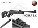 Пневматическая винтовка Hatsan Striker Edge Vortex - Винтовка Hatsan Striker Edge Vortex - воздушка класса магнум с газовой пружиной от турецкого производителя. Приклад «Скелетон». Начальная скорость полета пули: 305 м/с.