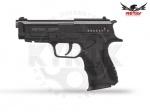 Стартовый пистолет Retay XPro - Пистолет Retay XPro - полуавтоматический стартовый пистолет с УСМ двойного действия.  Рукоять выполнена с использованием новой технологии X-Touch, для более надёжного хвата и удержания пистолета.