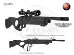 Hatsan Vectis винтовка РСР - Винтовка РСР Hatsan Vectis - новинка от турецкой компании Хатсан, Vectis интересна системой взвода рычажным приводом или «скоба Генри», при этом имеет хорошую скорость вылета пули, мощность и точность. От других моделей эту винтовку выгодно отличает налич