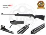Пневматическая винтовка Beeman Black Bear 1032 - Винтовка Beeman Black Bear – обновленный вариант популярной винтовки Wolverine. Винтовка оснащена пружинно-поршневым механизмом, который взводится переломом ствола. Начальная скорость пули: 330 м/с.