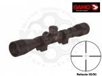 Оптический прицел Gamo 4х32 WR - Прицел Gamo 4х32 WR - создан для пневматических винтовок, подойдет для стрельбы на средние дистанции, у прицела фиксированное четырехкратное увеличение и выходная линза диаметром 32 мм.