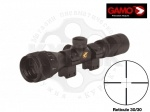 Оптический прицел Gamo 4х32 AO WR Compact - Прицел Gamo 4х32 AO WR Compact - это компактный прицел предназначен для пневматики и малокалиберного огнестрельного оружия, размеры позволяют использовать прицел на винтовках и на пистолетах. Подойдет для стрельбы на средние дистанции.