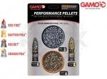 Набор пуль Gamo Perfomance Combo - Набор из 4 типов пуль Gamo Perfomance Combo - отличный комплект проникающих пуль от компании Gamo, который подходит для всех пневматических винтовок. В наборе пули (Red Fire, PBA Raptor, Rocket, PBA Armor), общее количество 400 шт.