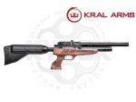 Пистолет РСР Kral Puncher NP-04 Auto - РСР пистолет Kral NP-04 Auto - полуавтоматический пневматический пистолет с предварительной накачкой (РСР) от турецкой компании Kral. Мощный пистолет, начальная скорость достигает 285 м/с. Дульная энергия 20.5 Дж.