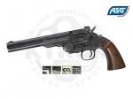Револьвер ASG Schofield Pellets 6