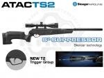 Винтовка Stoeger ATAC TS2 Combo scope 3-9x40AO Black / Green