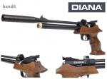 Diana Bandit пистолет PCP