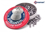 Пули Crosman Piranha Hollow Point 0,68 г.